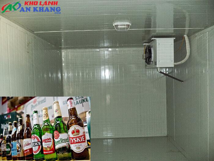 kho bảo quản bia