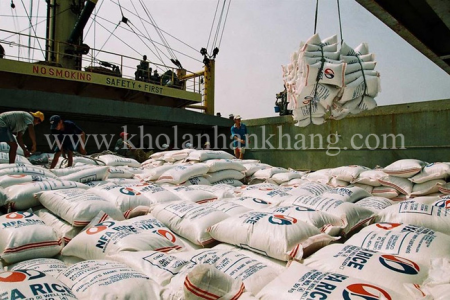 Kho lạnh bảo quản gạo