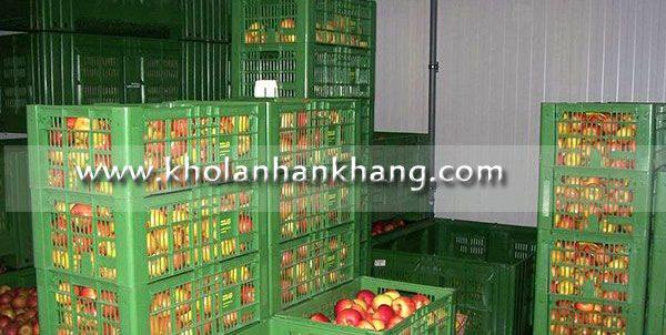 Kho bảo quản trái cây