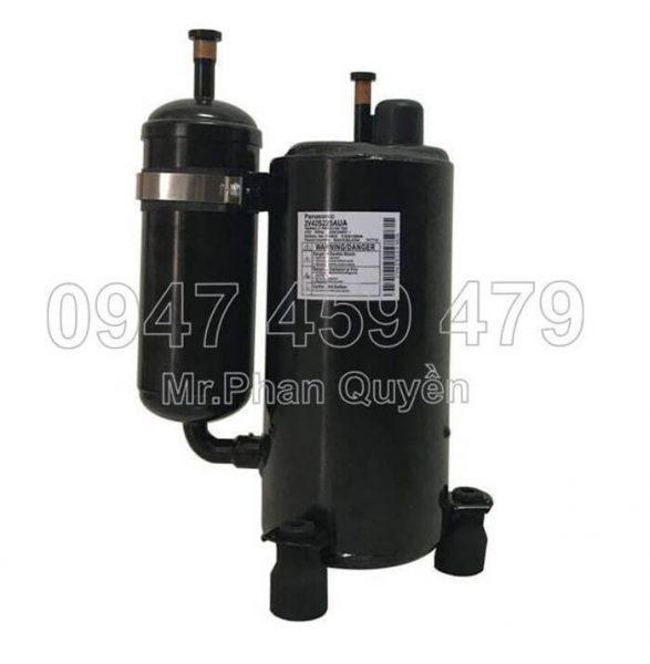 Thay thế ( lock ) máy lạnh panasonic 2hp, 2.5hp cho máy lạnh Funiki, Reetech